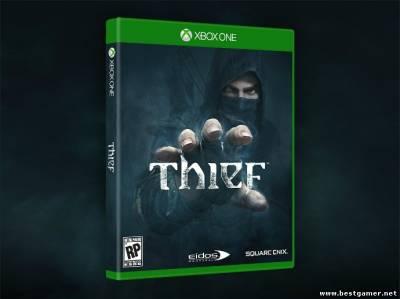 Бокс-арты Thief
