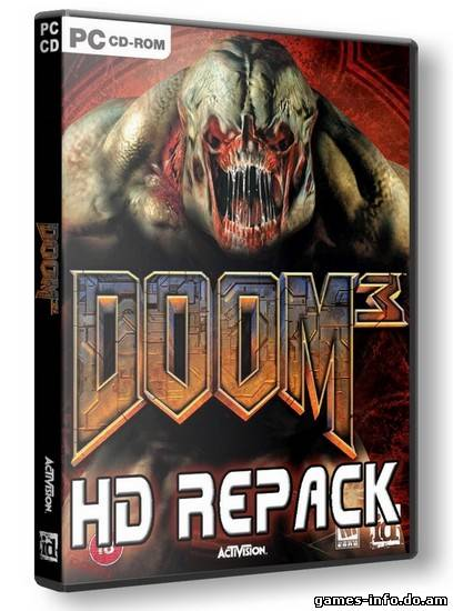 Doom 3 HD (2005) PC | Repack