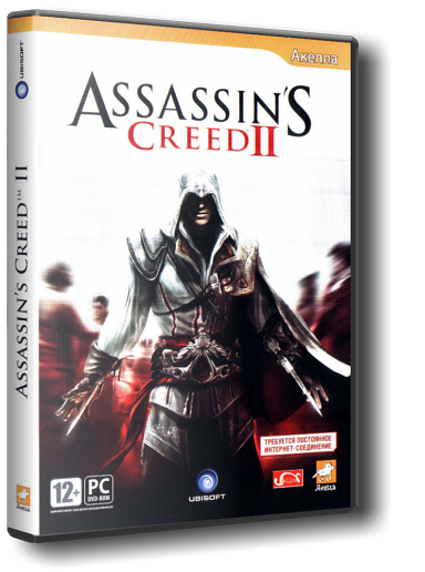 Assassins Creed 2.v 1.01 + DLC [Repack] от Fenixx (2010) Rus