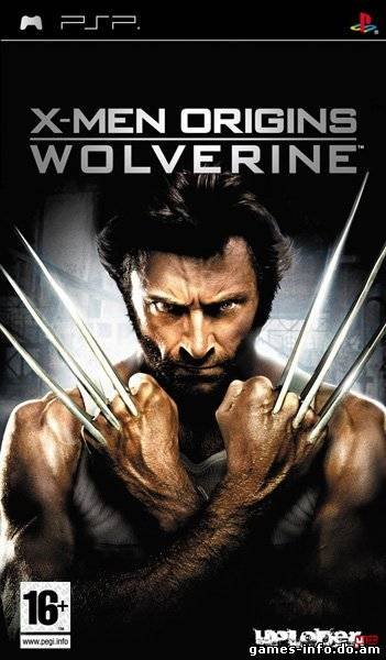 [PSP]X-Men Origins: Wolverine