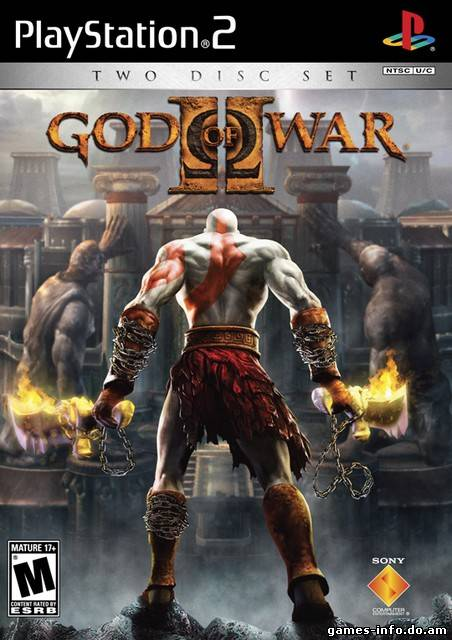 [PS2]God of War II (2007)