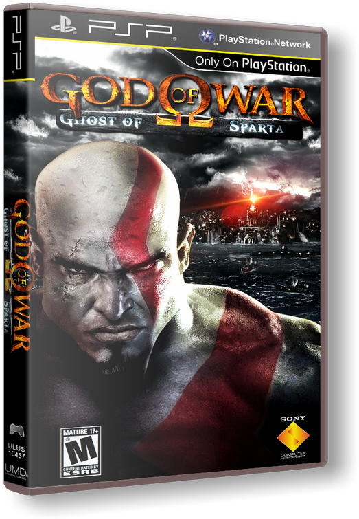 God Of War: Ghost Of Sparta [FULL][ISO][ENG]