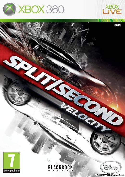 [XBOX360] Split/Second: Velocity