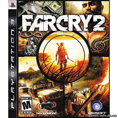 [PS3] Far Cry 2