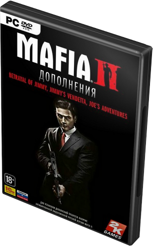 Mafia II DLC The Betrayal of Jimmy (2010/PC/Rus)