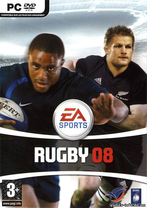 Rugby 08 (2007)