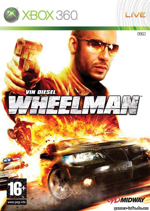 [XBOX360] The Wheelman
