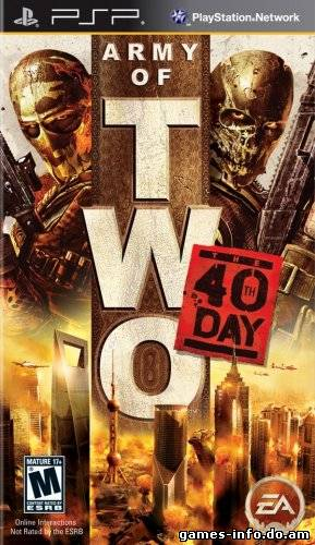 [PSP] Army of TWO™ The 40th Day