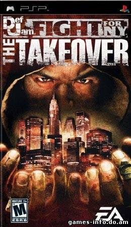 [PSP]Def Jam Fight For NY: The Takeover
