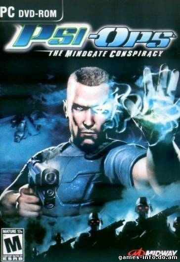 Psi-Ops: The Mindgate Conspiracy (2004/PC/Repack/Rus)