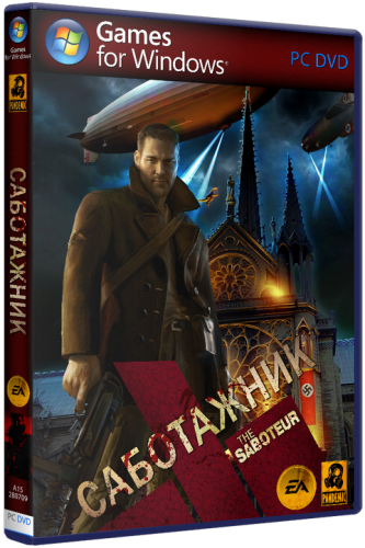 The Saboteur (2009/PC/Repack/Rus+Eng) R.G. Catalyst