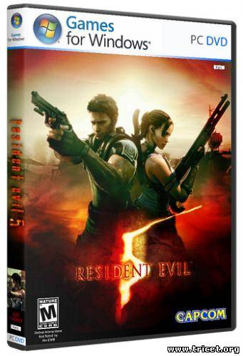 Resident Evil 5 (2009/PC/Repack/Rus) by Spieler