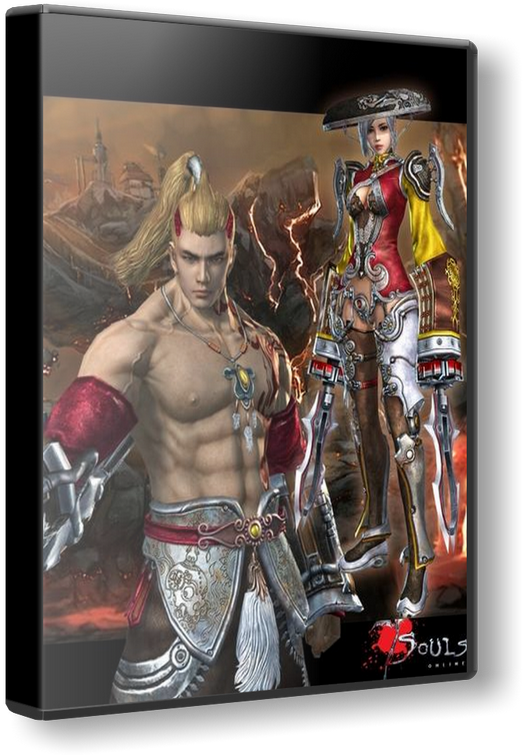 Martial Empires / Seven Souls Online [2010, RPG / 3D / 3rd Person / Online-only / Massively]