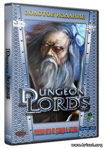 Dungeon Lords: Золотое издание (2005/PC/Repack/Rus) by R.G. Catalyst