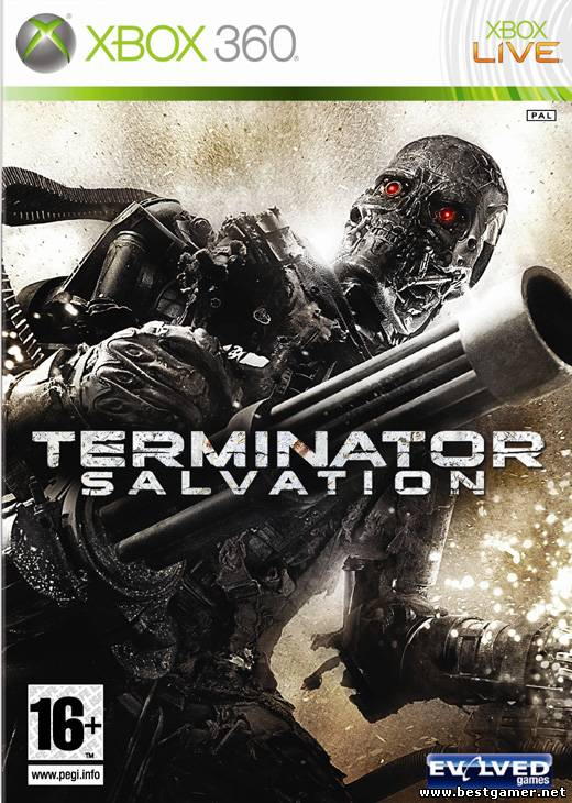 [GOD] Terminator Salvation [Region Free/ENG] от R.G. Union GoOD Games