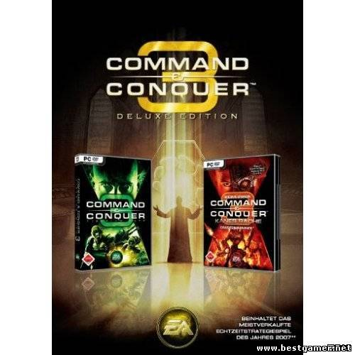 Command & Conquer 3: Complete Edition (2007-2008) PC | RePack от R.G. Origami