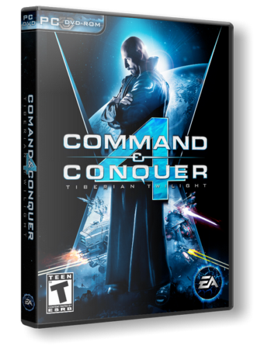 Command And Conquer 4 Tiberian Twilight (Electronic Arts) (RUS) [Repack] от Fenixx