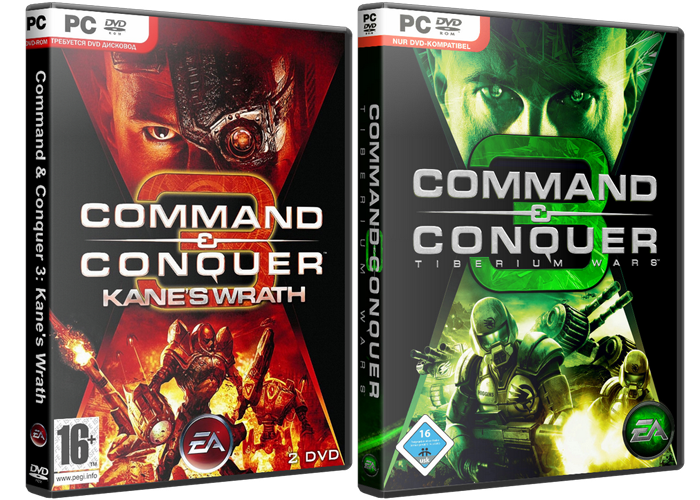 Command and Conquer 3: Complete Edition (Electronic Arts Inc.) (RUS/ENG) [Lossless Repack] от R.G. Origami
