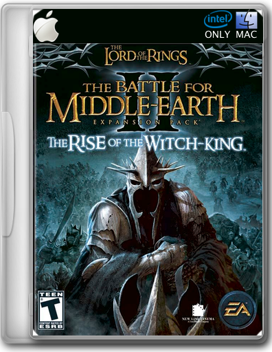 The Lord Of The Rings: Middle-Earth 2 + The Rise of The Witch King (2006) [WineSkin][RUS][RUSSOUND]