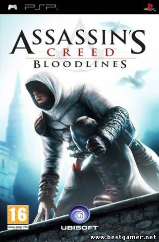 [PSP] Assassin's Creed: Bloodlines (2009) [FullRip] [CSO] [RUS] [US]