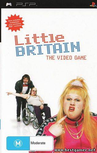 Little Britain: The Video Game (2011) [FULL][ISO][ENG] [EU]