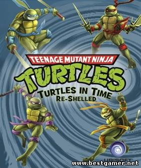 TMNT: Turtles In Time Re-Shelled [USA\ENG] [FULL]