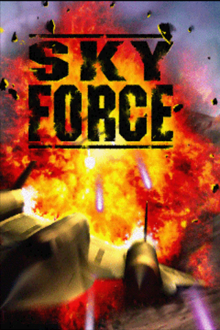 [Symbian 9.4] Sky Force (eng) [ver 1.27]