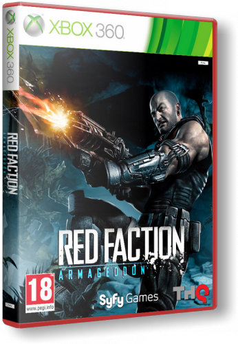 [GOD]Red faction-Armageddon