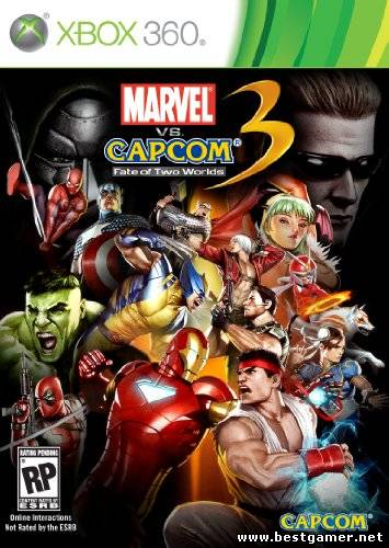 Marvel Vs. Capcom 3 [Region Free / ENG]
