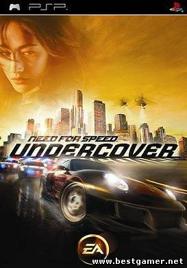 Need for Speed: Undercover (2008) PSP(рус)