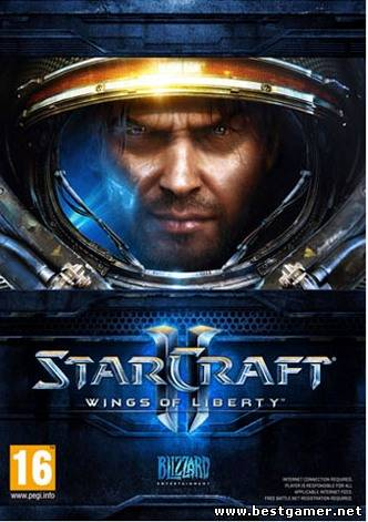 StarCraft 2: Wings of Liberty v.1.4.2 (2010/PC/RePack/Rus) by R.G. Element Arts