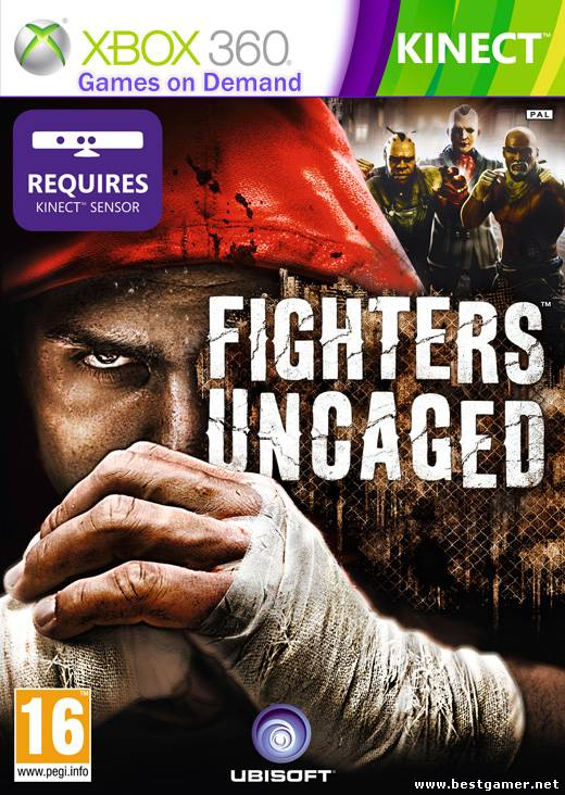 [GOD] [Kinect] Fighters Uncaged [Region Free / ENG] [ДАШБОРД 13146]