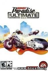 Burnout Paradise: The Ultimate Box (2009) PC | Lossless RePack