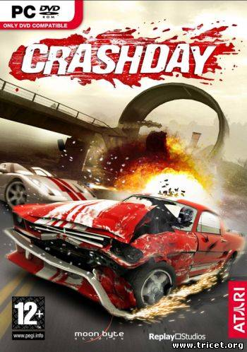 Crashday (2006/PC/RePack)