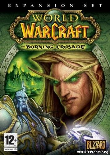 World of Warcraft: The Burning Crusade[2.4.3] + RUS + распакованый