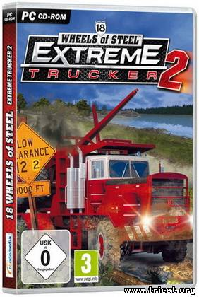 18 Wheels of Steel: Extreme Trucker 2 (2011) PC {RePack by RG Packers}