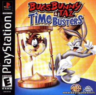 Bugs Bunny & Taz: Time Busters (2000) PS1