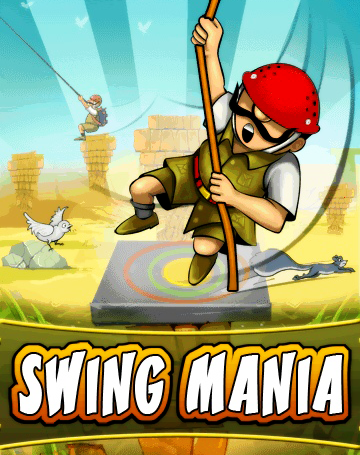 [Symbian^3] Swing Mania [Аркада, 360*640, ENG]