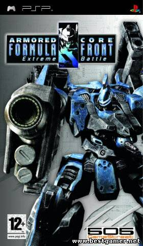 [PSP] Armored Core Formula Front - Extreme Battle [2005, Action]