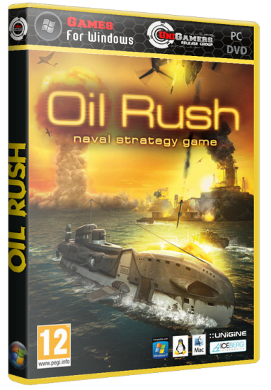 Oil Rush (2012) PC | Repack от R.G. UniGamers