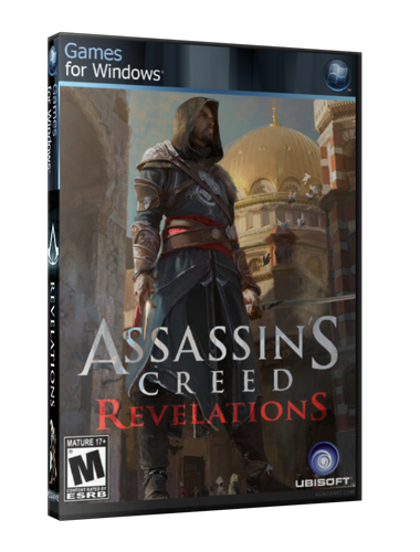 Скачать с торрента Assassin's Creed Revelations v 1.02 + 5 DLC (2011)