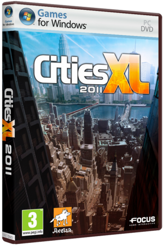 Cities XL 2011 (2010) RePack PC
