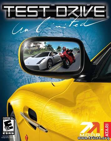 Test Drive Unlimited MOD (2010) PC | RePack