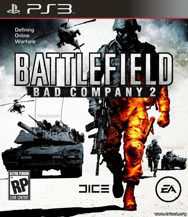 Battlefield: Bad Company 2 (2010) PS3