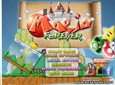 Super Mario Bros 3: Mario Forever (2012) PC