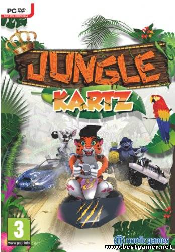 Jungle Kartz (Nordic Games) (ENG/MULTi5) [L]