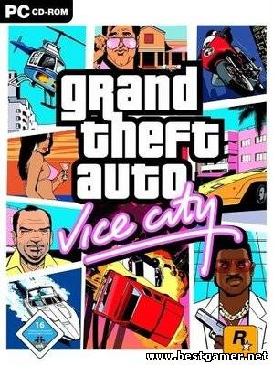 Grand Theft Auto VC - Русское нашествие (2003/PC/Rus/RePack) by Dim(AS)s