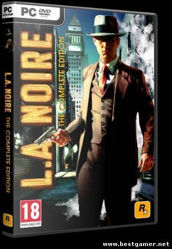 L.A. Noire: The Complete Edition [v 1.0 (v2393.1.0.0)] (PC) 2011 | THETA [Crack + Patch]