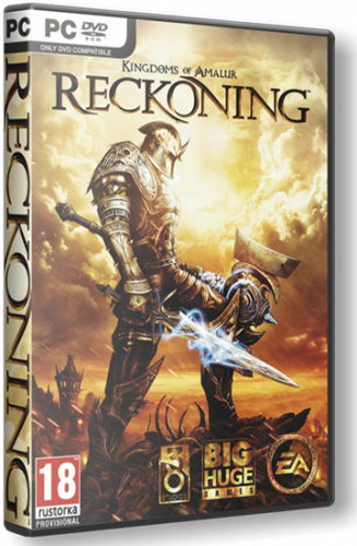 (PC) Kingdoms of Amalur: Reckoning [2012, Action, RPG, ENG] [L](таблетка есть)