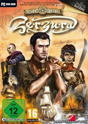 The Lost Chronicles of Zerzura (dtp Entertainment) (DEU) [L]